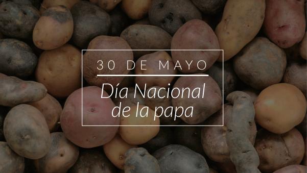 Día Nacional de la papa