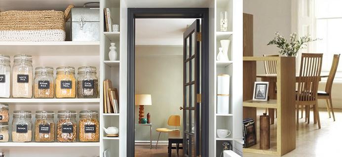 9 formas de decorar espacios compactos