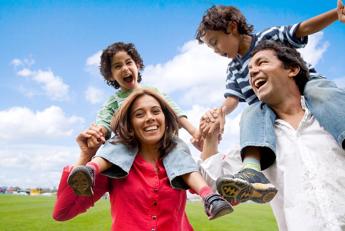 La importancia de las vacaciones y paseos en familia