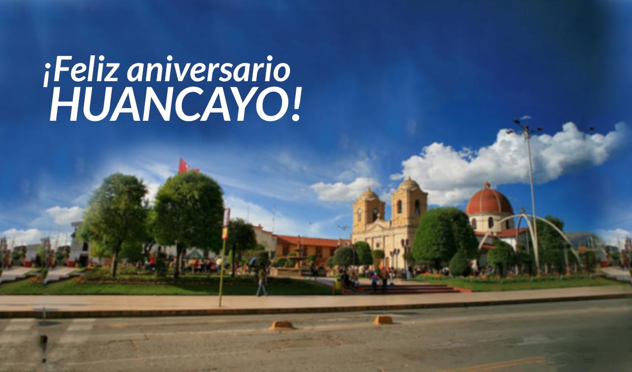 Huancayo, la ciudad de las dos fundaciones