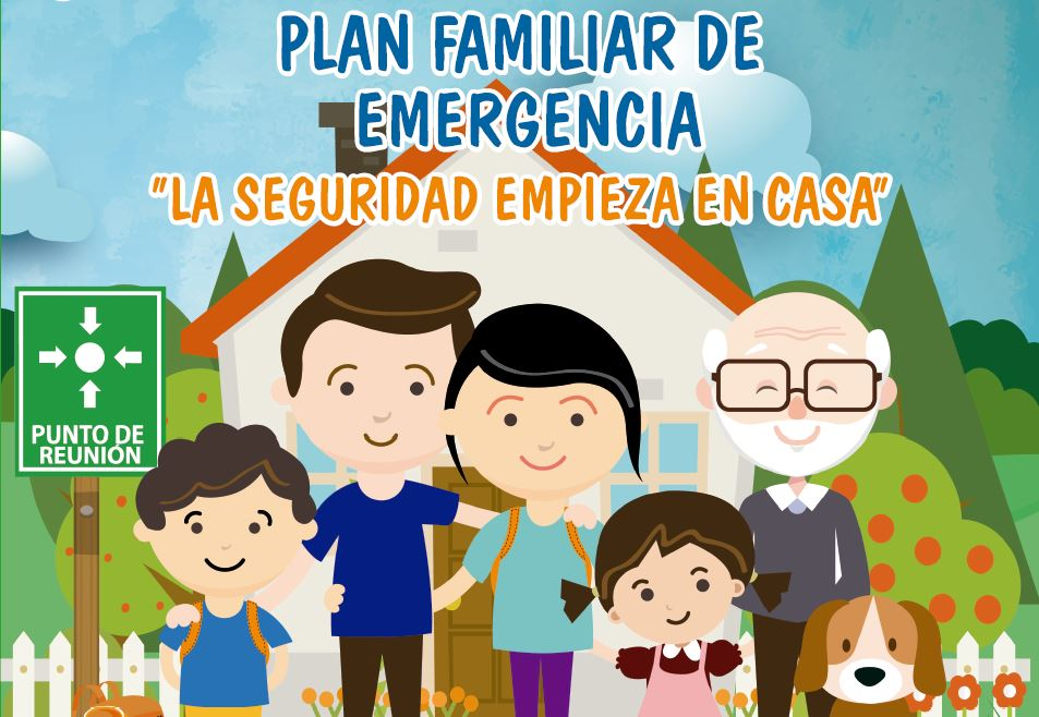 Plan Familiar de Emergencia