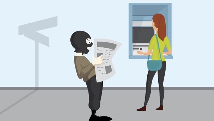Gratificación: Adopte medidas de seguridad para proteger su dinero