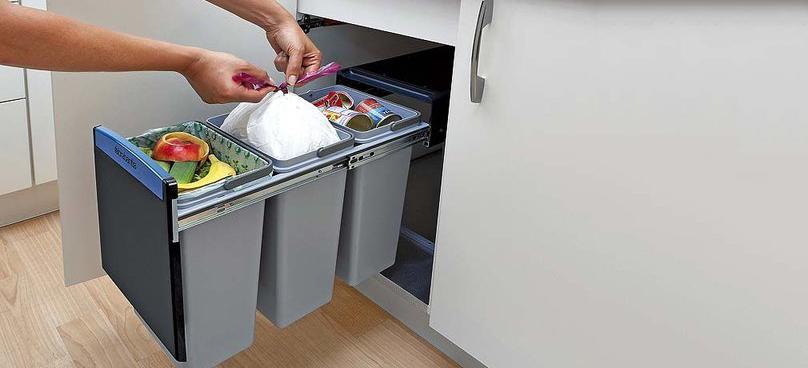 ¿Cómo reciclar la basura en casa?