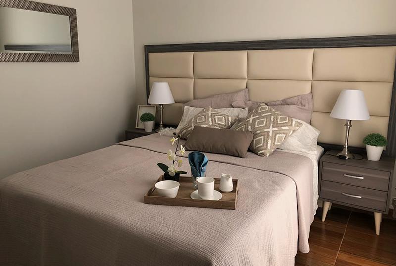 Dormitorio principal con baño propio