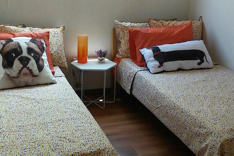 Dormitorio secundario 2