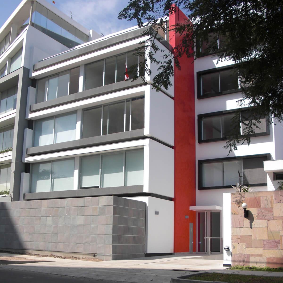 Edificio Chabrier 147