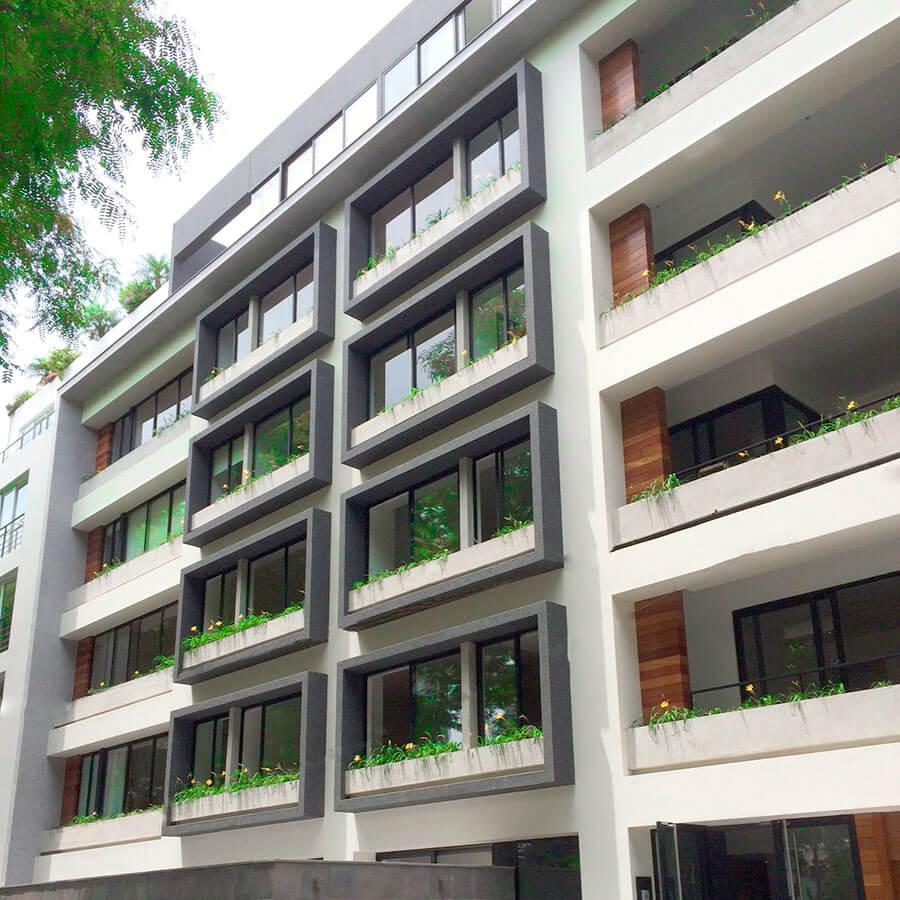Edificio Parque Dammert