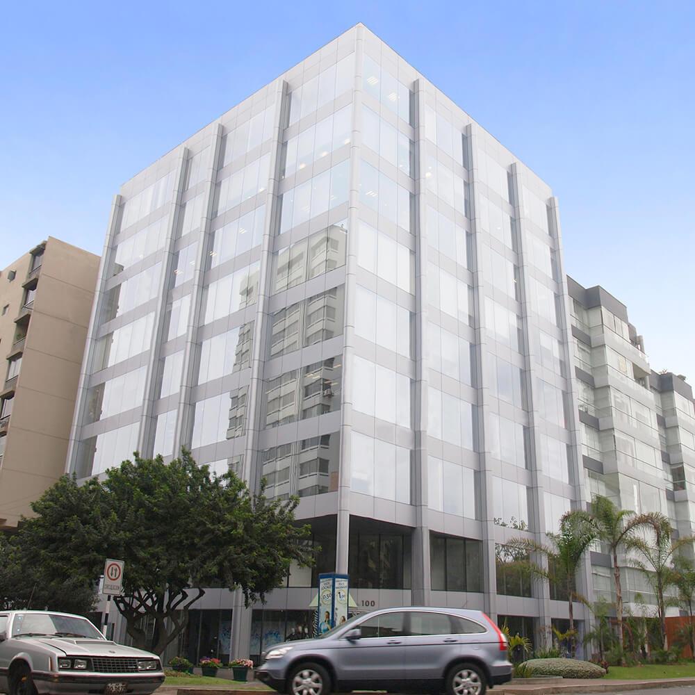 Eom grupo edificio basadre for Edificio di 10000 piedi quadrati